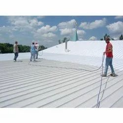 Waterproofing Metal Roof Coating Service