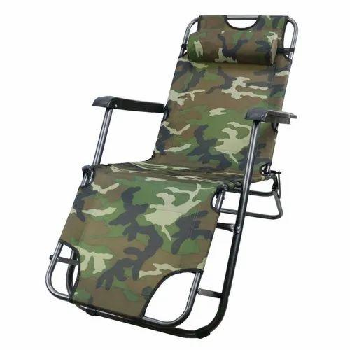 Tremendous Folding Indoor Outdoor Home Beach Garden Recliner Deck Chair Camouflage Ibusinesslaw Wood Chair Design Ideas Ibusinesslaworg