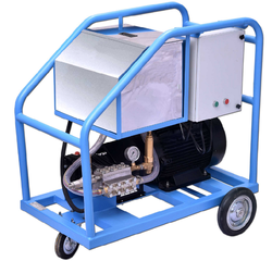 Cold Water Jet Machine