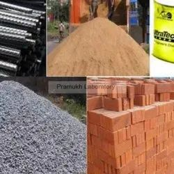 Building Materials Testing Services