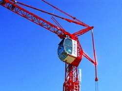 Potain Igo T 70 A Self Erecting Crane