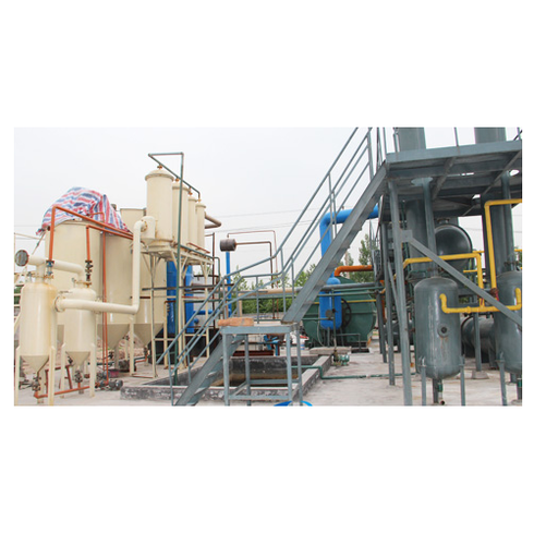 Oil Refining Plants - Used Oil Refining Plant Exporter from Jaipur