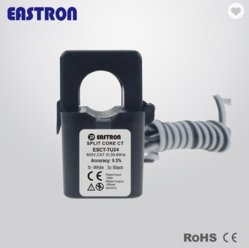 EASTRON Black ESCT-T24 100A/5A Split Core Current Transformer