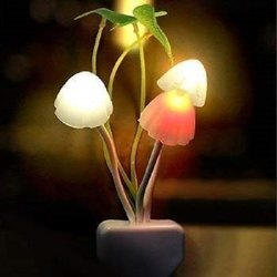 1 - 2 Kw multi Wemake Wall Mounted Mushroom Night Lamp