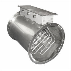 Duct Heater Round Type