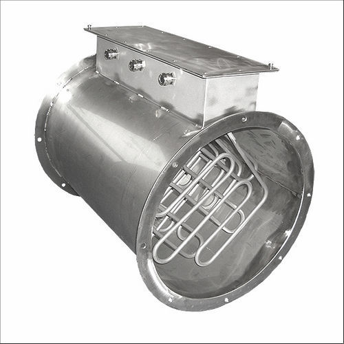 Duct Heater Unit Duct Heater Round Type Manufacturer