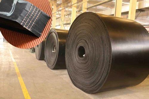 Rubber Conveyor Stone Crusher Belt