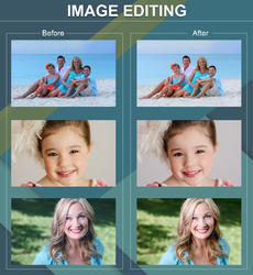 Family Digital Photo Editing Services