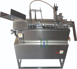 Automatic Single Head Closed Ampoule Filling And Sealing Machine