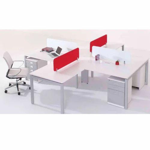 Classic Modular Kitchen Cabinets Rs 18000 Piece: Modular Office Workstation