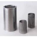 Cylindrical Screen Basket