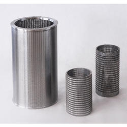 Cylindrical Screen Basket