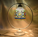 Desk Mosaic Table Lamp