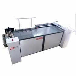 Semi Automatic Case Making Machine