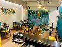 Cafe Design Interior Designing Services, For Food Cafe, Size: 16