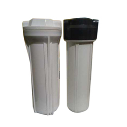 White Pre Filter Bowls Housing, 10 Inch
