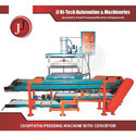semi automatic chappathi making machine