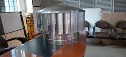 Vertical roof ventilator