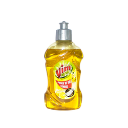 Lemon Vim Dishwash Liquid for Dish Washing, Weight: 294 Gram