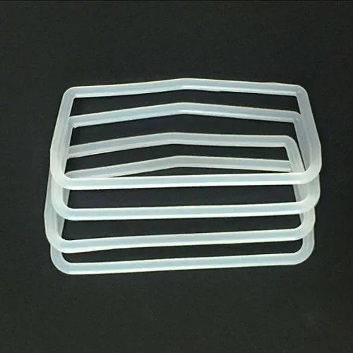 Silicone Transparent Gasket