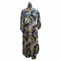 Ladies Woolen Gown