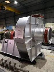 Centrifugal Fan (High Pressure-SISW)
