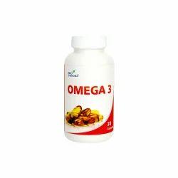 Softgel Omega 3 Flex Seed Oil, Capsules
