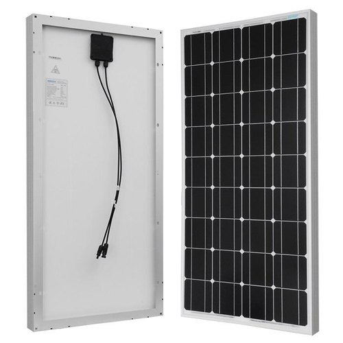 Off Grid Loom Solar Panel 120 Watt 12 Volt Mono Crystalline Rs 4900 Piece Id 21017736512