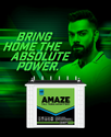 Amaze Battery 5248TT 220AH