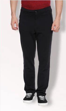 aa96c56bebe395 Male Active Wear Van Heusen Black Track Pants IHTK1LXD60092, Rs 2199 ...