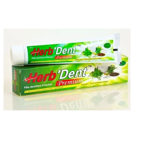 Premium Herbal Gel Toothpaste Under Third Party Manufacturing