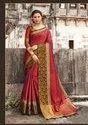 Banarasi Jacquard Weaving Saree,6.3mtr