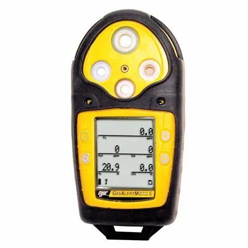 Gas Detectors - Honeywell Gas Alert Max XT II Gas Detector
