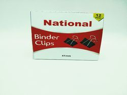 Binder Clips & Paper Clips