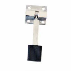 Tri Star Brass Door Stopper, Packaging Type: Box