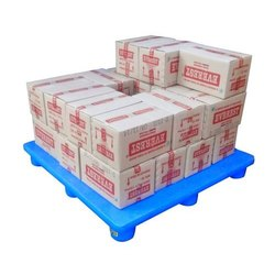 Four Way Entry Steel Reinforced Pallets