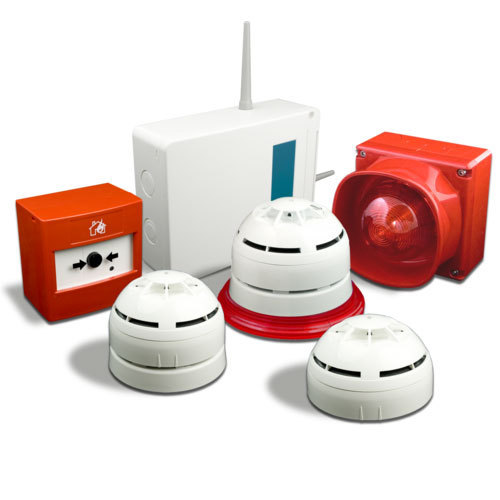 Fire Alarm System at Rs 8500/set | Fire Alarm Systems | ID: 15221369112