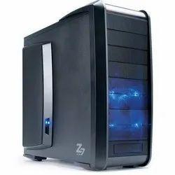 Quad-core Black Computer CPU