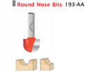 Round Nose Bits 193