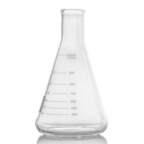 Glass Conical Flask, Application: Scientific Laboratory