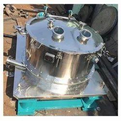 Used Bag Lifting Centrifuge