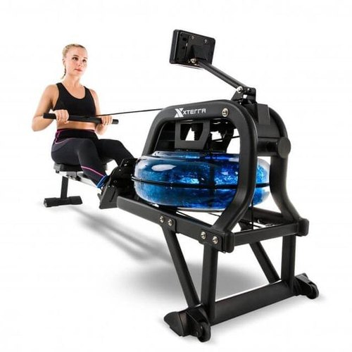XTERRA ERG600W Water Rower , Water Rowing Machine, Water Rower For Home Use Folding Rowing Machine