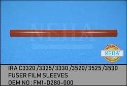 Fuser Film Sleeves  IRA C3320 /3325/ 3330 /3520/ 3525 /3530 Oem No : Fm1-D280-000
