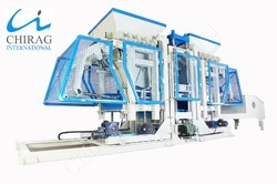 Fully Automatic Cement Block Making Machine