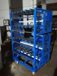 Automobile Industrial trolley