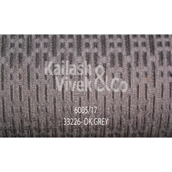 Structured Corduroy Grey Fabric