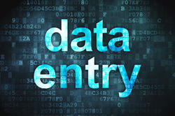 Copy Paste Data Entry Project