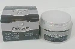 Famoist Anti Aging Night Cream 50gm