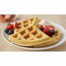 Vanilla Flavor Belgian Waffle Premix