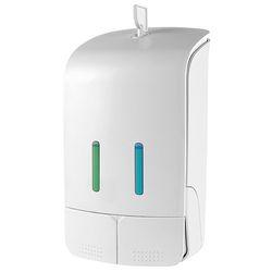 Soap Dispensers White Chrome Line